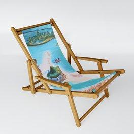El Acuario  Sling Chair