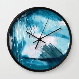 RIVULETS // thunder Wall Clock