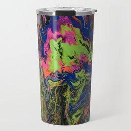 Rawrshach Travel Mug