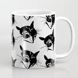 Savage Kitten Coffee Mug