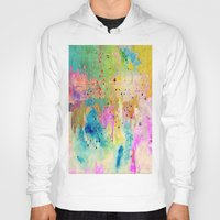 horses Hoodies featuring Horses  by Latidra Washington