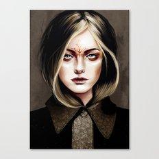Leia Cole Canvas Print