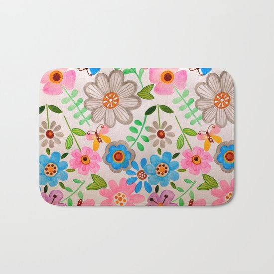 The Garden 2 Bath Mat