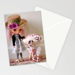 Blythe My Dear friend Bambi Stationery Cards