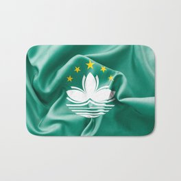 Macau Flag Bath Mat