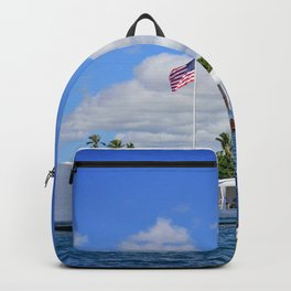 Perl Harbor Backpack