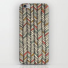 Autumn Threads iPhone Skin