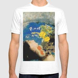 "Odilon Redon ""Ophelia"" T-shirt"