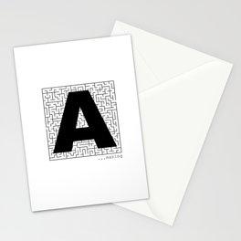 A-Maze-ing Stationery Cards