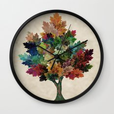 Fall is Back! Wall Clock