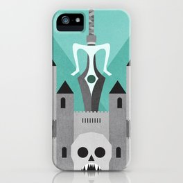Castle Grayskull iPhone Case