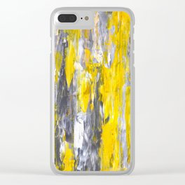 Nailed It Clear iPhone Case