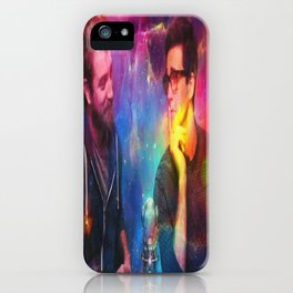Rhett and Link iPhone Case
