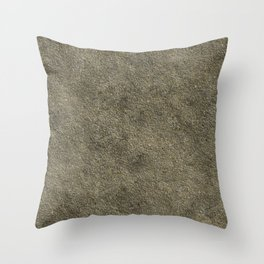 Concrete Throw Pillow