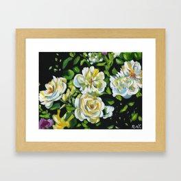"""""""Sweet Virtue"""" Framed Art Print"""