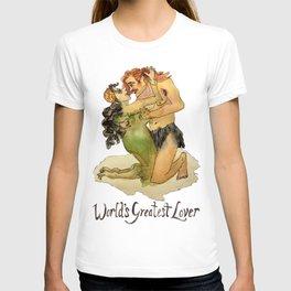 World's Greatest Lover T-shirt