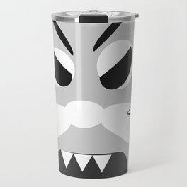 Binky the Angry Sea Lion Travel Mug