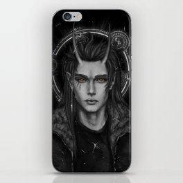 Vincent iPhone Skin