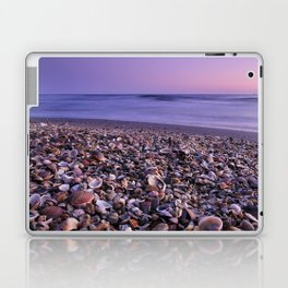 The Beach Of The Shells Laptop & iPad Skin