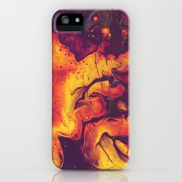 Hell Itch iPhone Case
