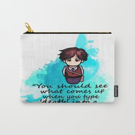 Dr. Spencer Reid Carry-All Pouch