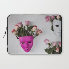 Face over Mind Laptop Sleeve