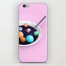 PLANET SOUP iPhone Skin