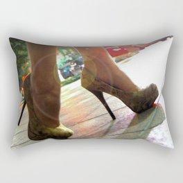 Night out Rectangular Pillow