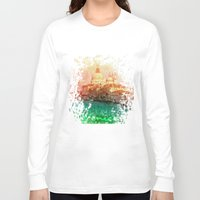 venice Long Sleeve T-shirts featuring Venice by GingerRogers