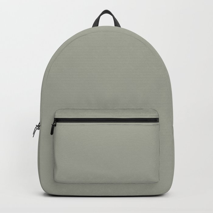 Simply Retro Gray Backpack