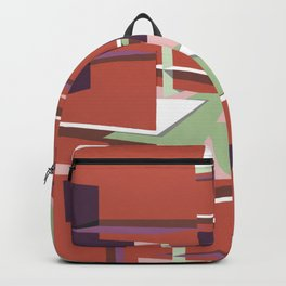 Level 5, the Modernist. Backpack
