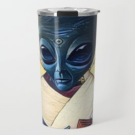St. Alien Travel Mug