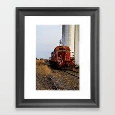 2232 Framed Art Print