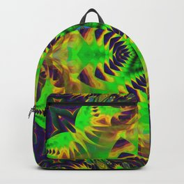 n3 Neu Psychedelic Backpack