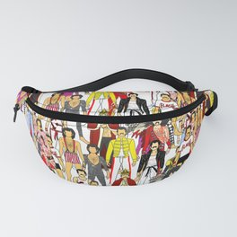 Champions Line Up Fanny Pack