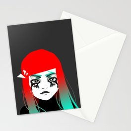 Hey girl ! Stationery Cards