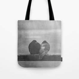 Twosome lonely Tote Bag