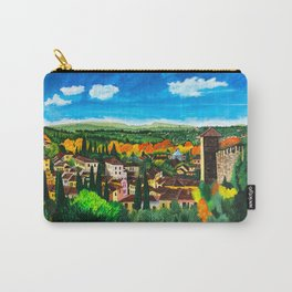 View from Boboli Carry-All Pouch