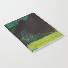 California Green Hills Notebook