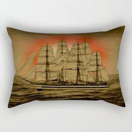Set Sail - 001 Rectangular Pillow