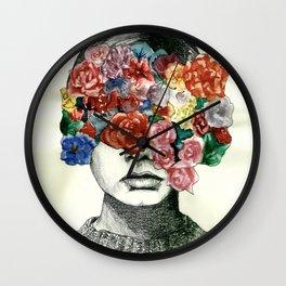 Twig & Flora Wall Clock