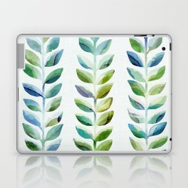 Tropical Plant Watercolor III Laptop & iPad Skin