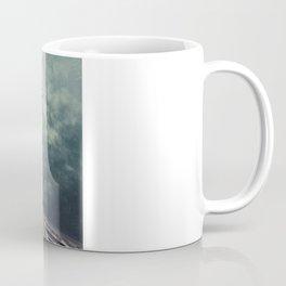 Boston [Sky cut 414] Massachussets, Usa Coffee Mug