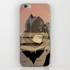 Gotham By Sunrise iPhone & iPod Skin