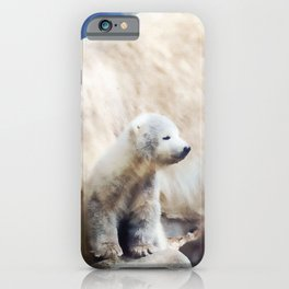 Polar Family iPhone Case