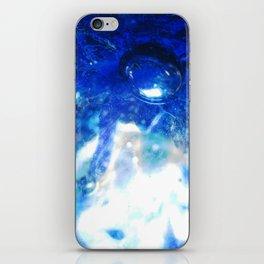 Bubble Aura iPhone Skin