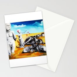 Shattered Limbs to Shattered Souls Stationery Cards