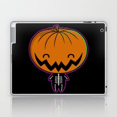 Cutie Pumpkin Pie Laptop & iPad Skin
