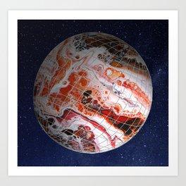 Interplanetary Art Print