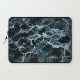 Waves Marble (Color) Laptop Sleeve